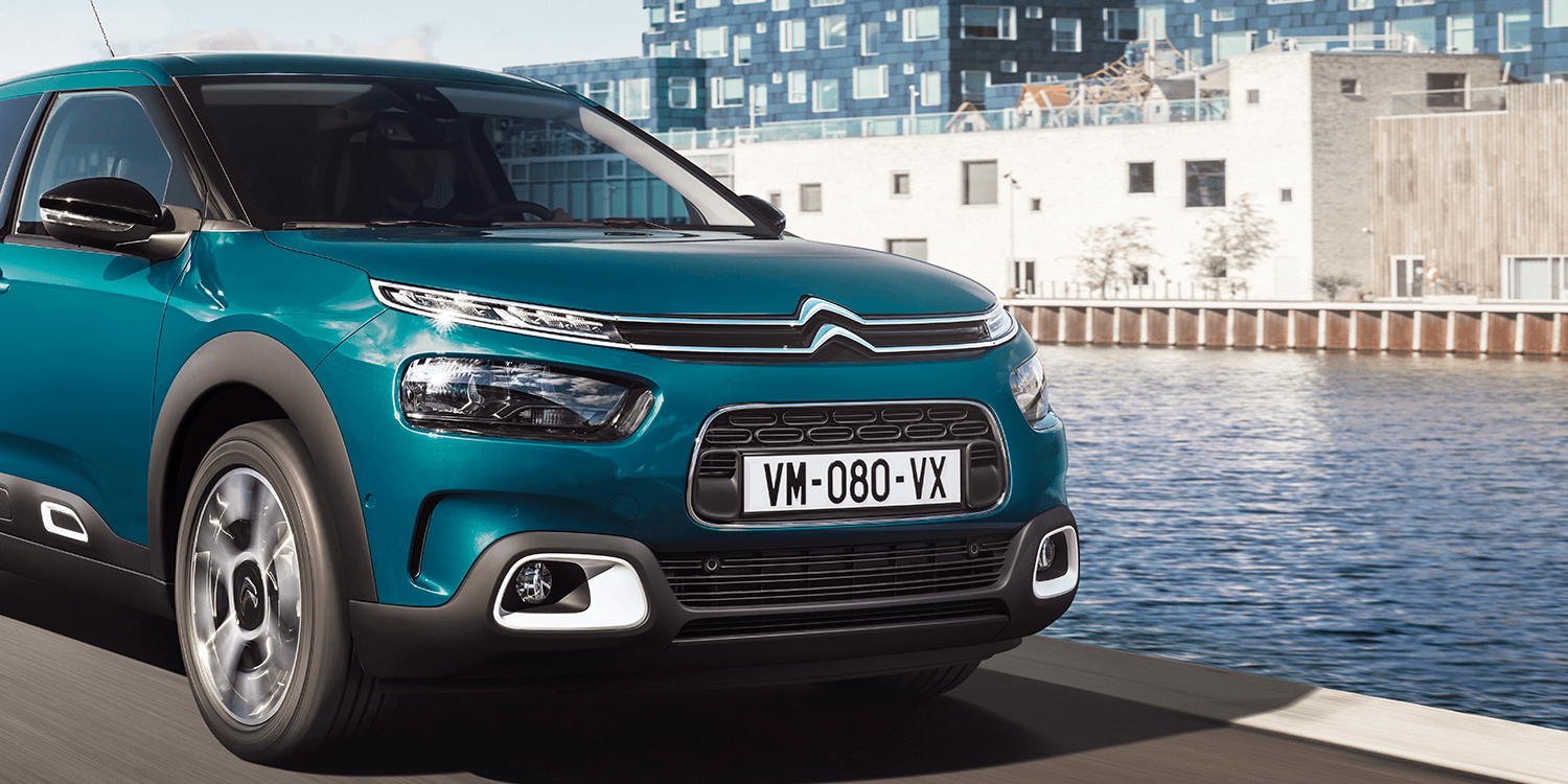 Citroen C4 Cactus >> Citroen Is Getting Ready For An Electric C4 Cactus