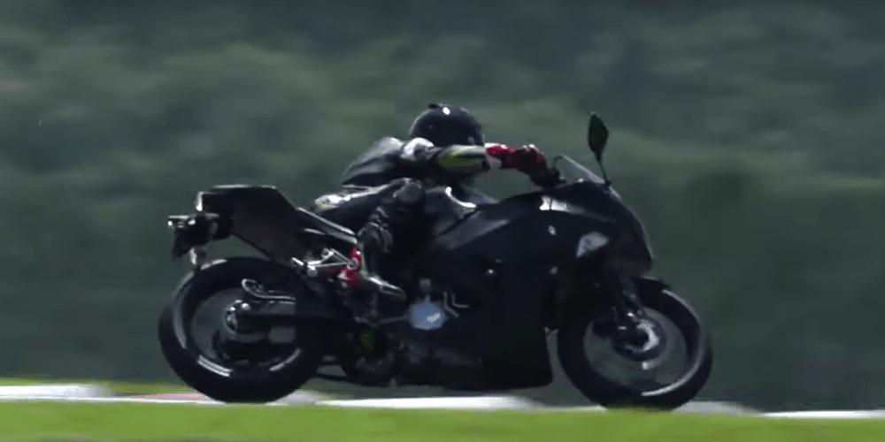 Kawasaki confirms electric motorcycle in development - electrive.com