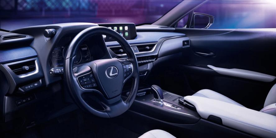 World Premiere of First Lexus EV, The UX 300e