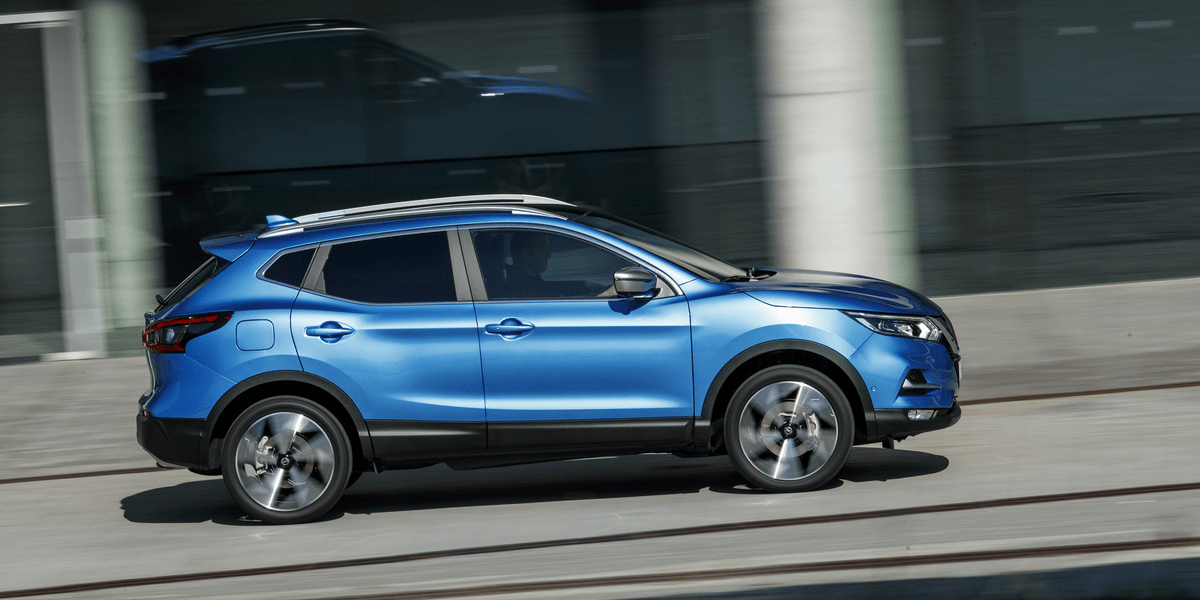 Nissan Hybrid Suv >> Nissan Qashqai To Be Released With 2 Hybrid Variants