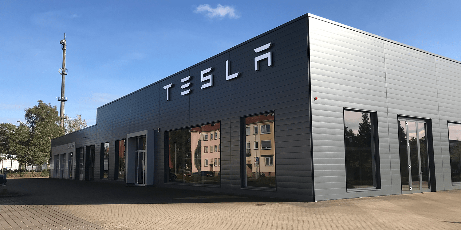 Tesla distances from German battery production - electrive.com