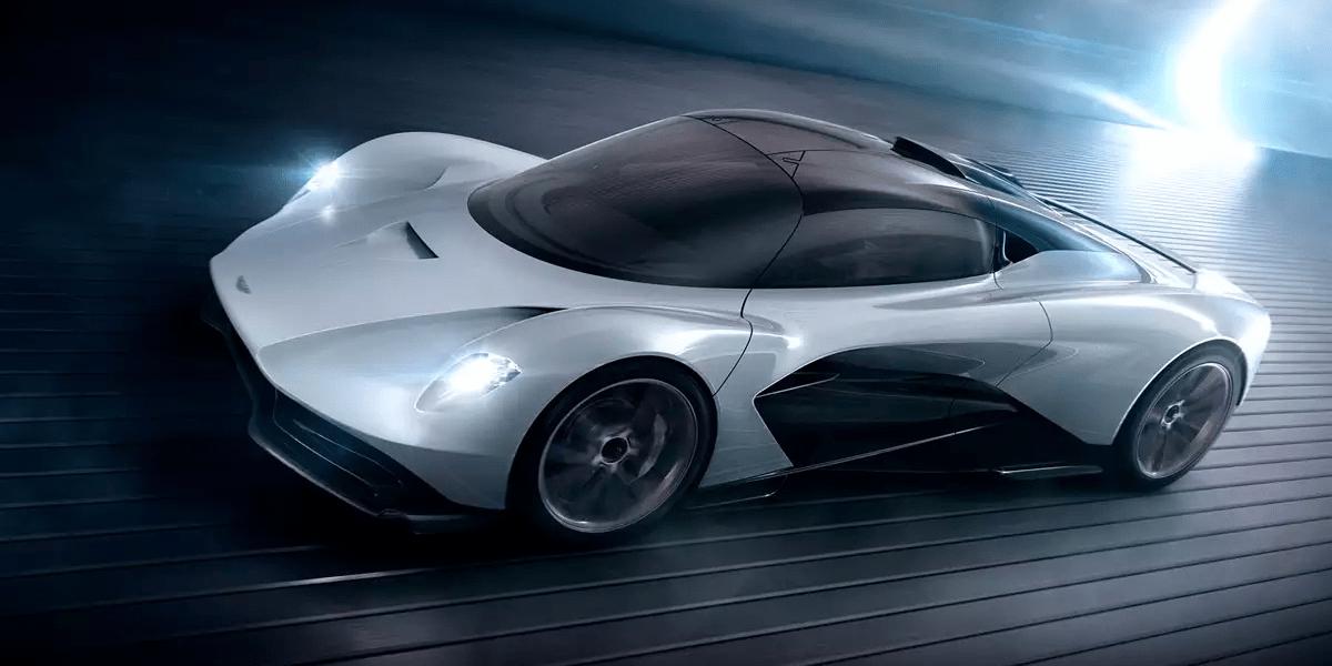 Aston Martin Reveals Technical Details To Hybrid Motor Systems Electrive Com