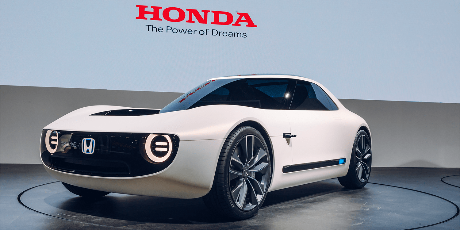 Honda is planning a second BEV by the end of 5 - electrive.com