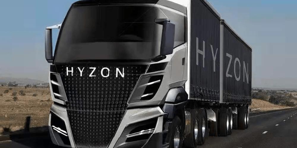 Hyzon Motors liefert bis zu 500 Wasserstoff-Brennstoffzellen-Elektrofahrzeuge an Logistikunternehmen in Shanghai
