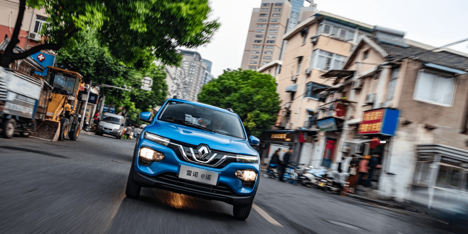 Renault Group To Focus On Electric Cars In China Electrive Com