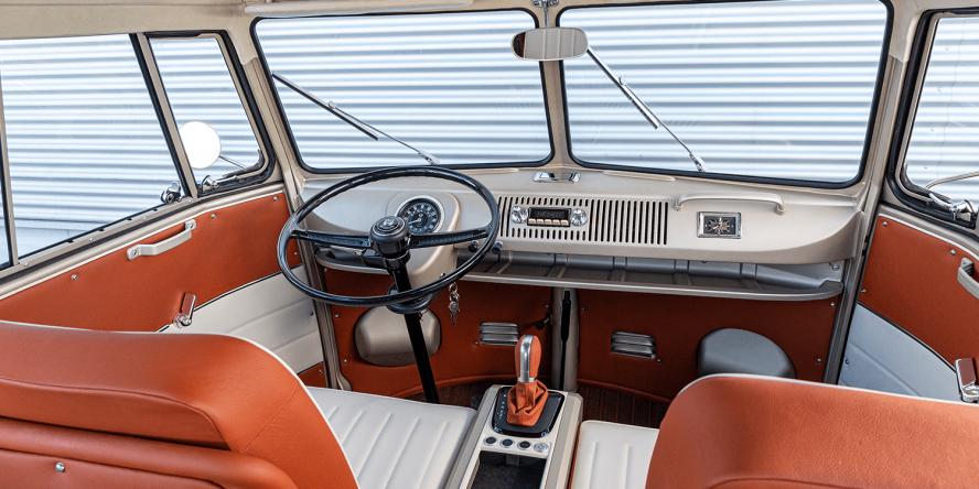 VW e-Bulli Electrified Classic Bus Revealed