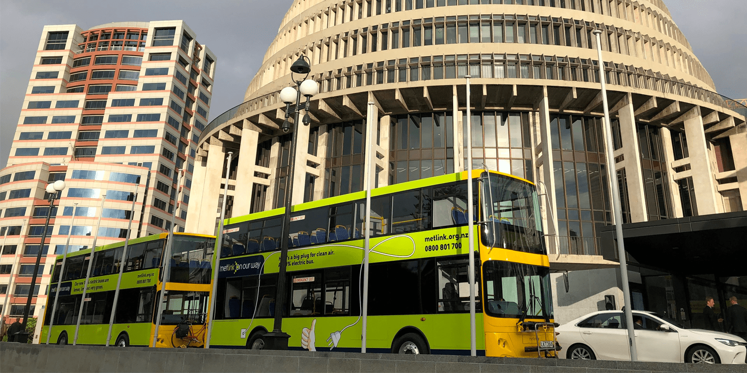 Wellington New Zealand To Up Electric Bus Numbers Electrive Com
