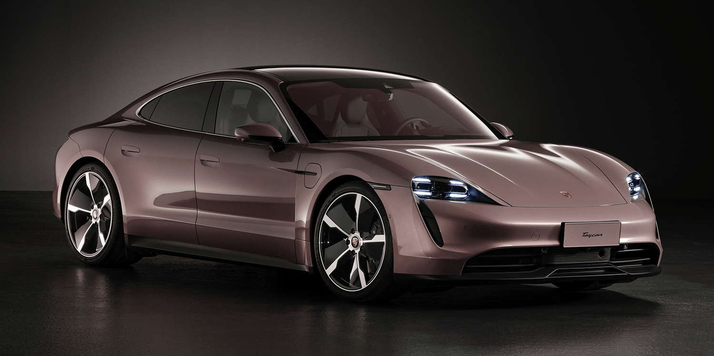 Porsche Presents Taycan Variant For China Electrive Com