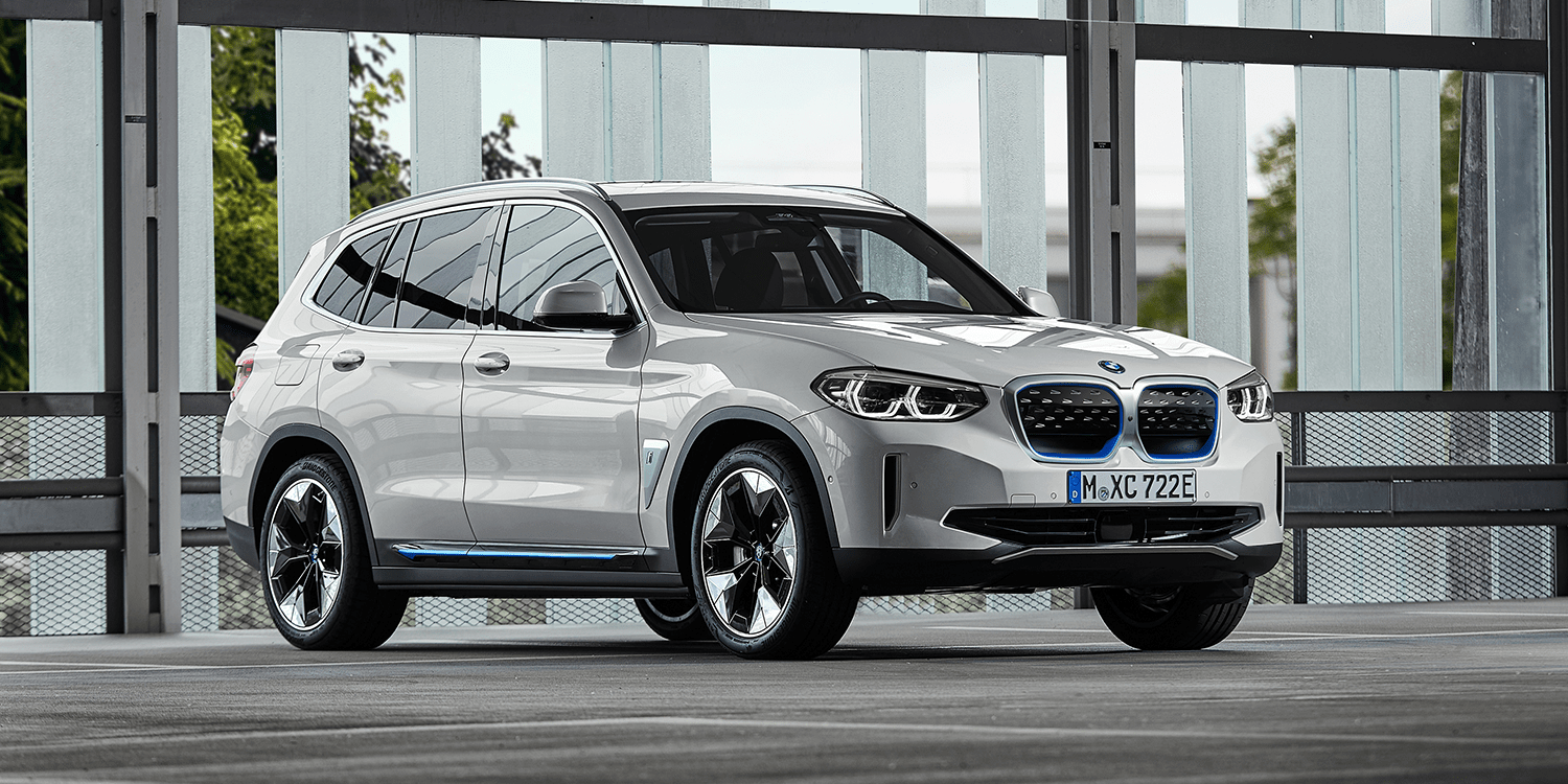 BMW iX3 to cost €70,000 once it hits Europe - electrive.com