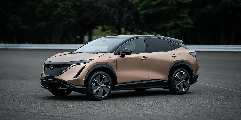 Nissan Ariya Dedicated Ev Design For A New Nissan Electrive Com