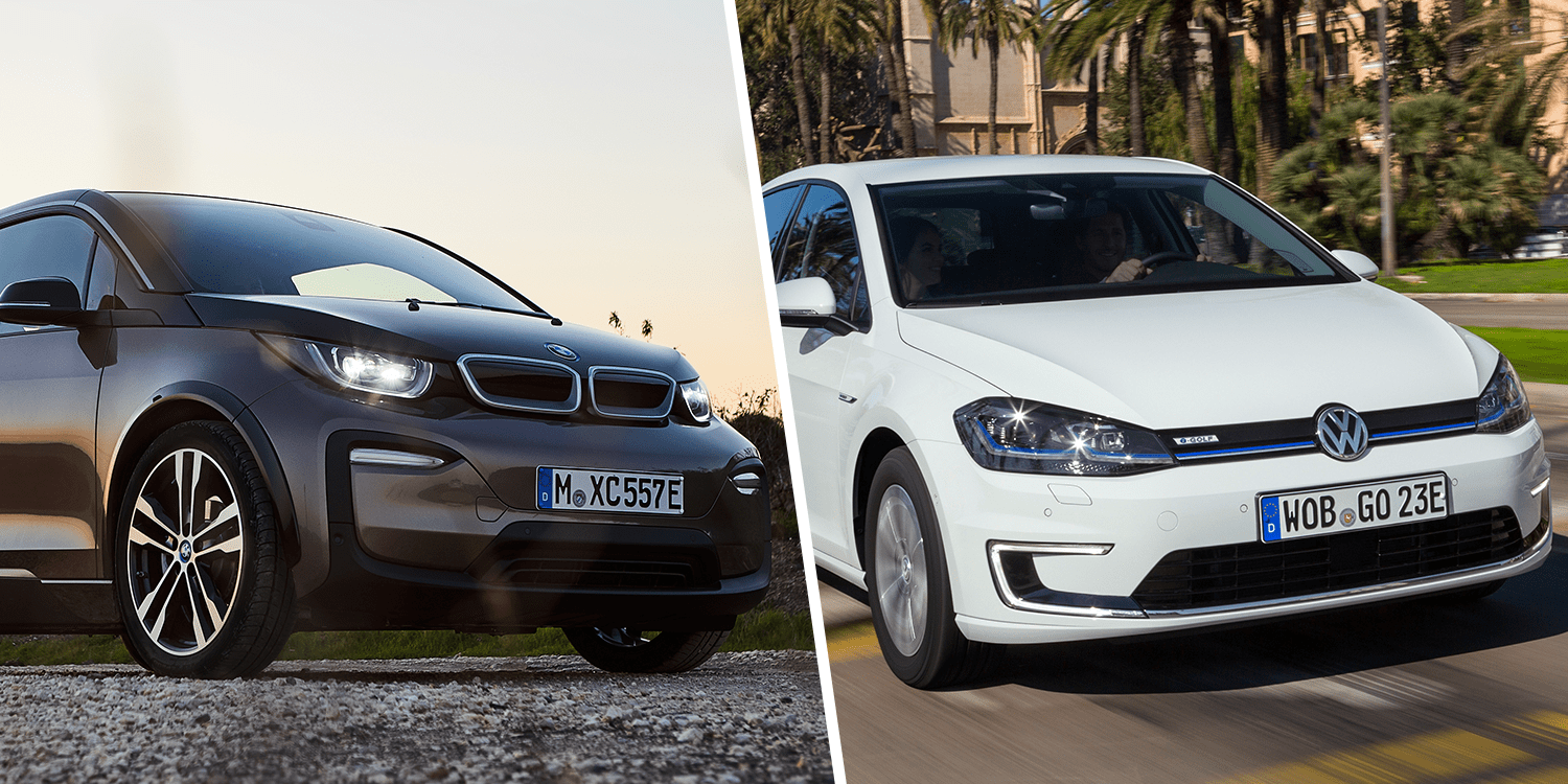 BMW expands i3 production while VW looks to the e-Golf