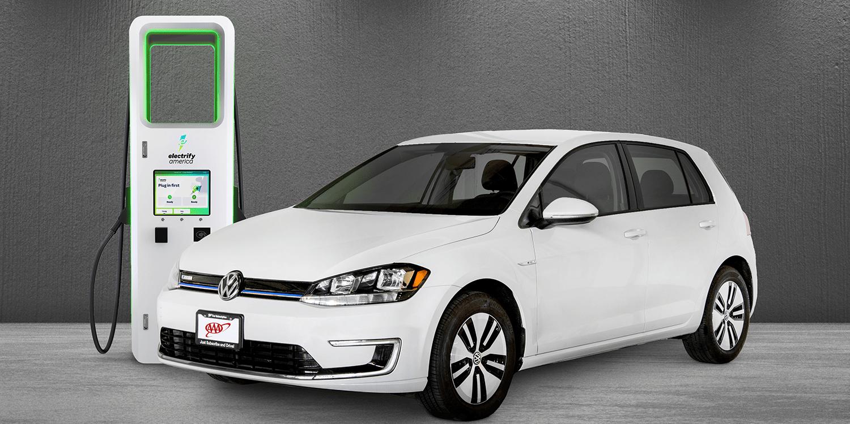 AAA Car Subscription and Electrify America in Sacramento ...