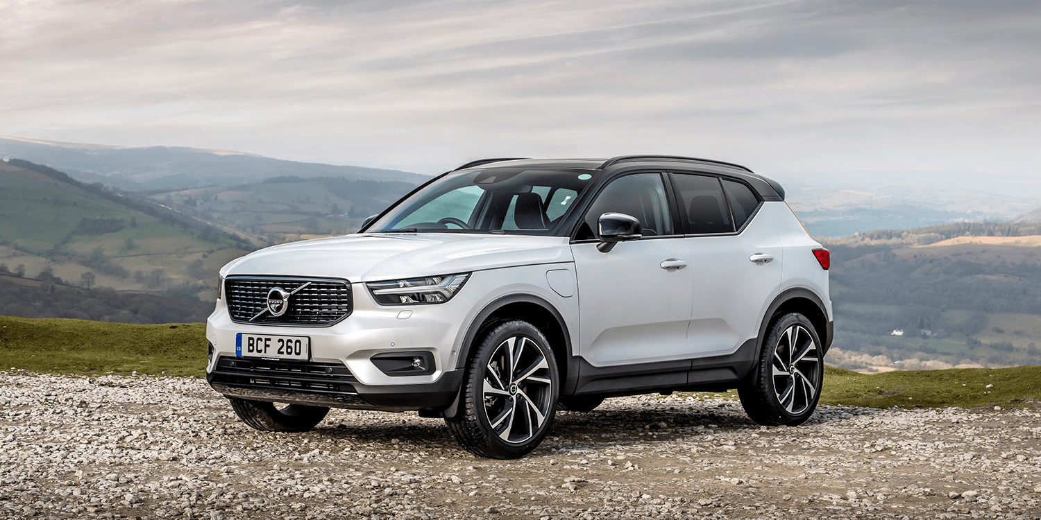 Prices 2021 Volvo Xc40 Hybrid