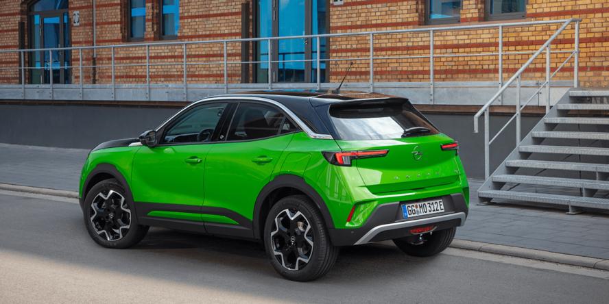 per la Opel Mokka