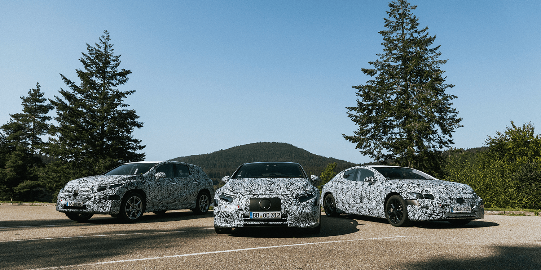 Mercedes Benz Plans Two More Electric Suvs Electrive Com