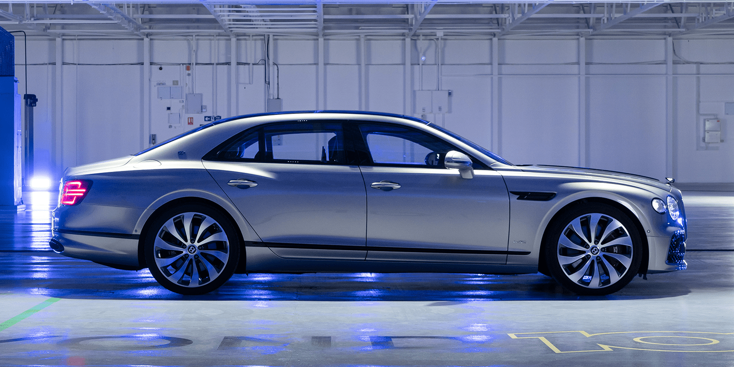 Bentley To Build Only All Electric Cars By 2030 Electrive Com