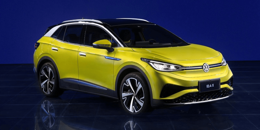 VW presents two ID.4 versions for China - electrive.com