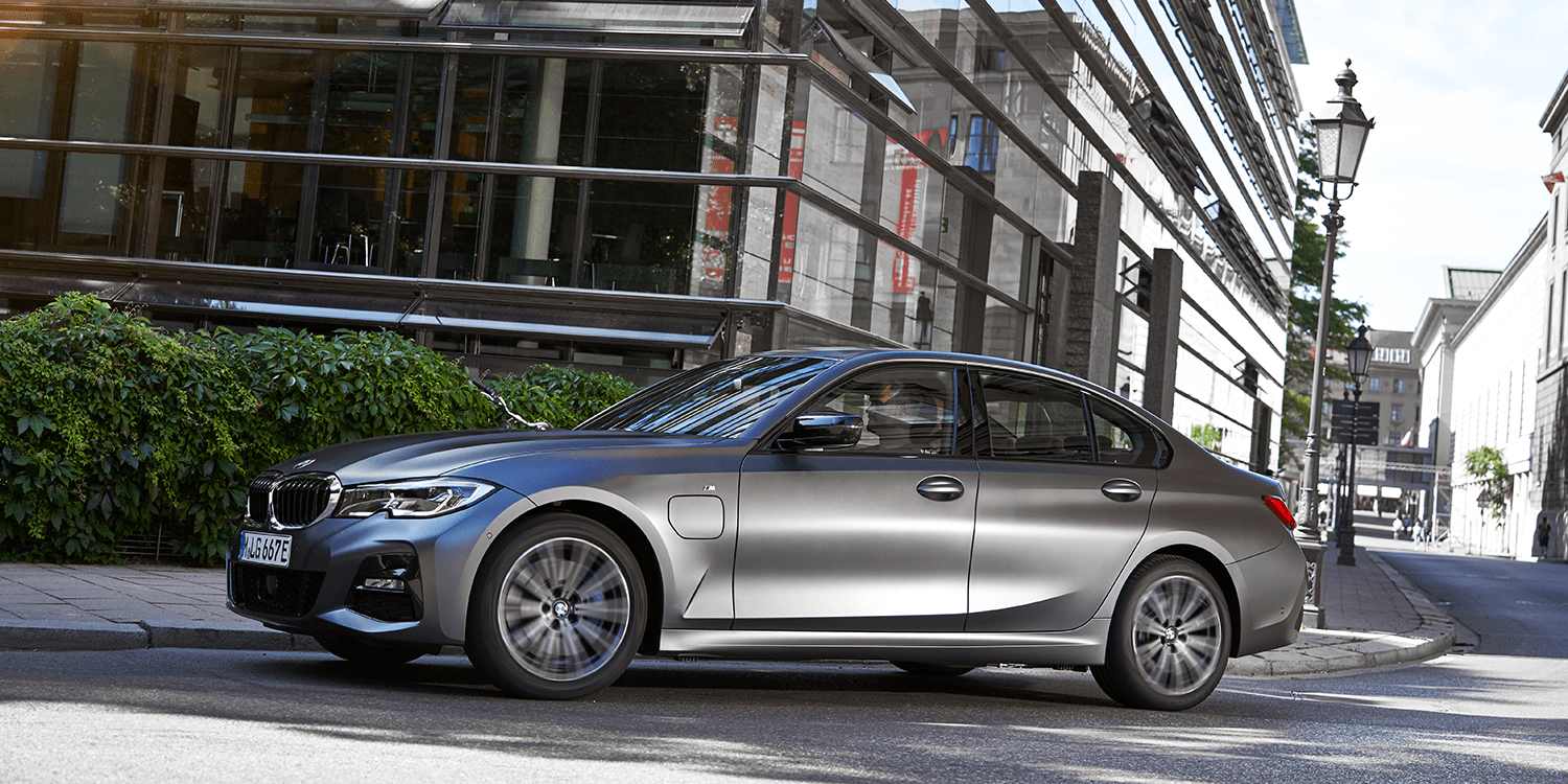 Bmw Goes For More Phevs In 3 Series 5 Series Electrive Com