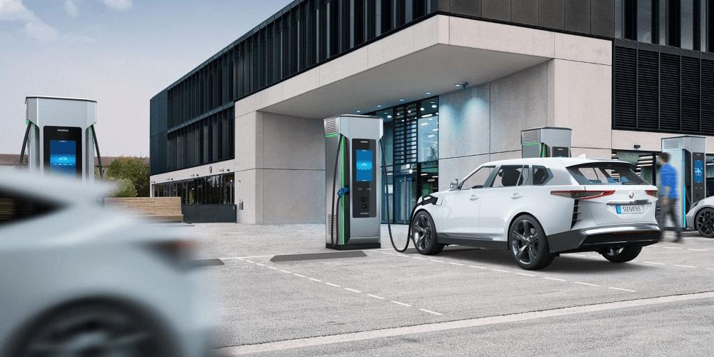 Siemens & DCS launch 'Enterprise Charging Network' - electrive.com