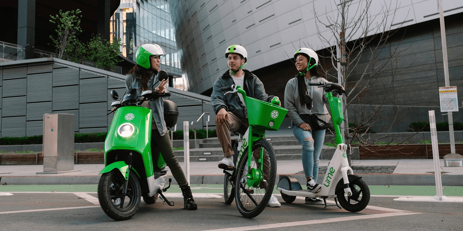 Lime adds shared electric mopeds to the fleet - electrive.com