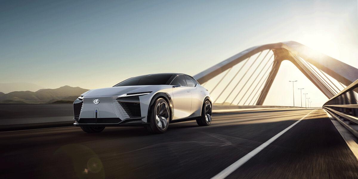 Lexus presents the LF-Z Electrified Concept - electrive.com