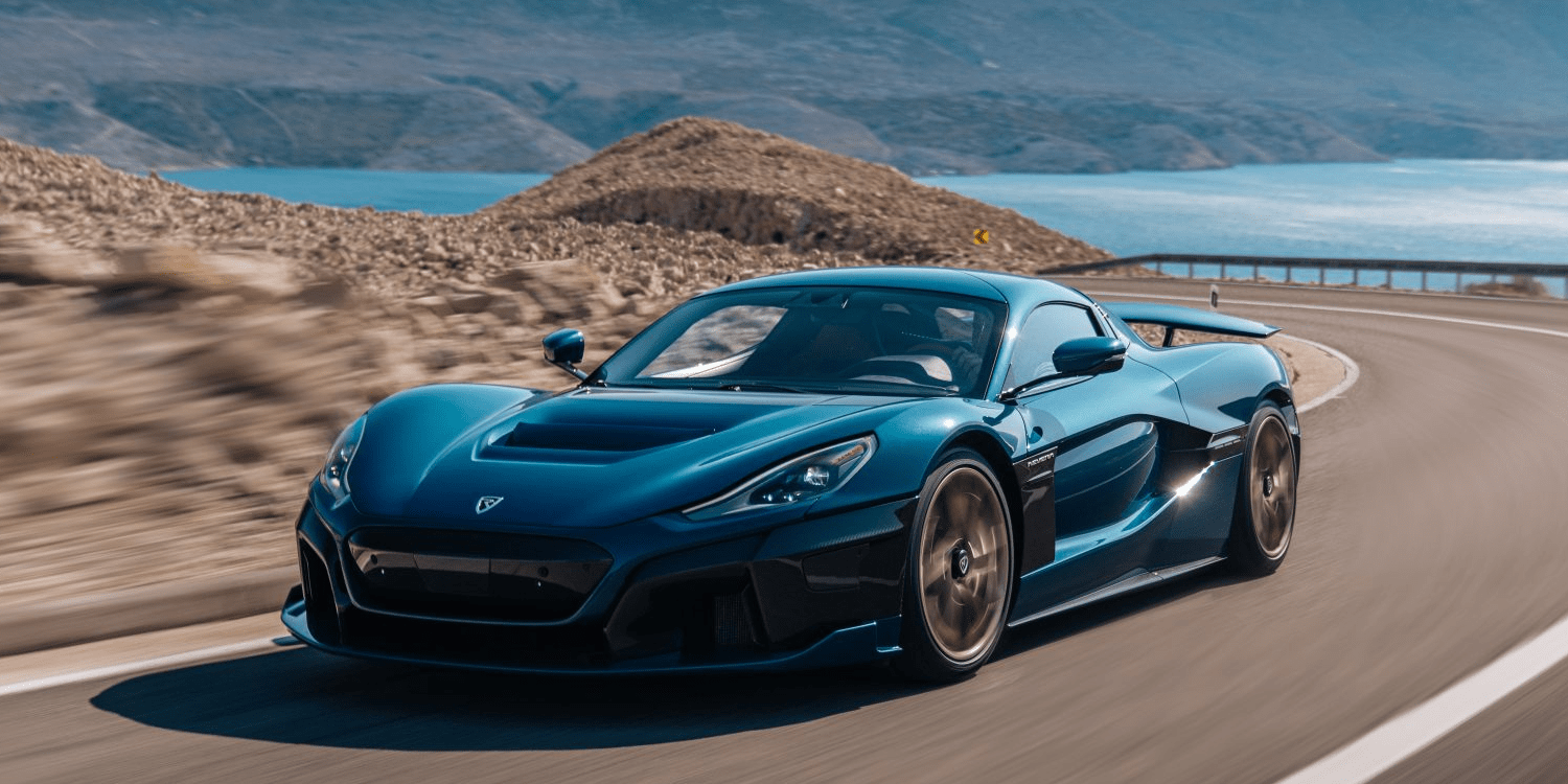 Rimac C_Two named Nevera ahead of serial production - electrive.com