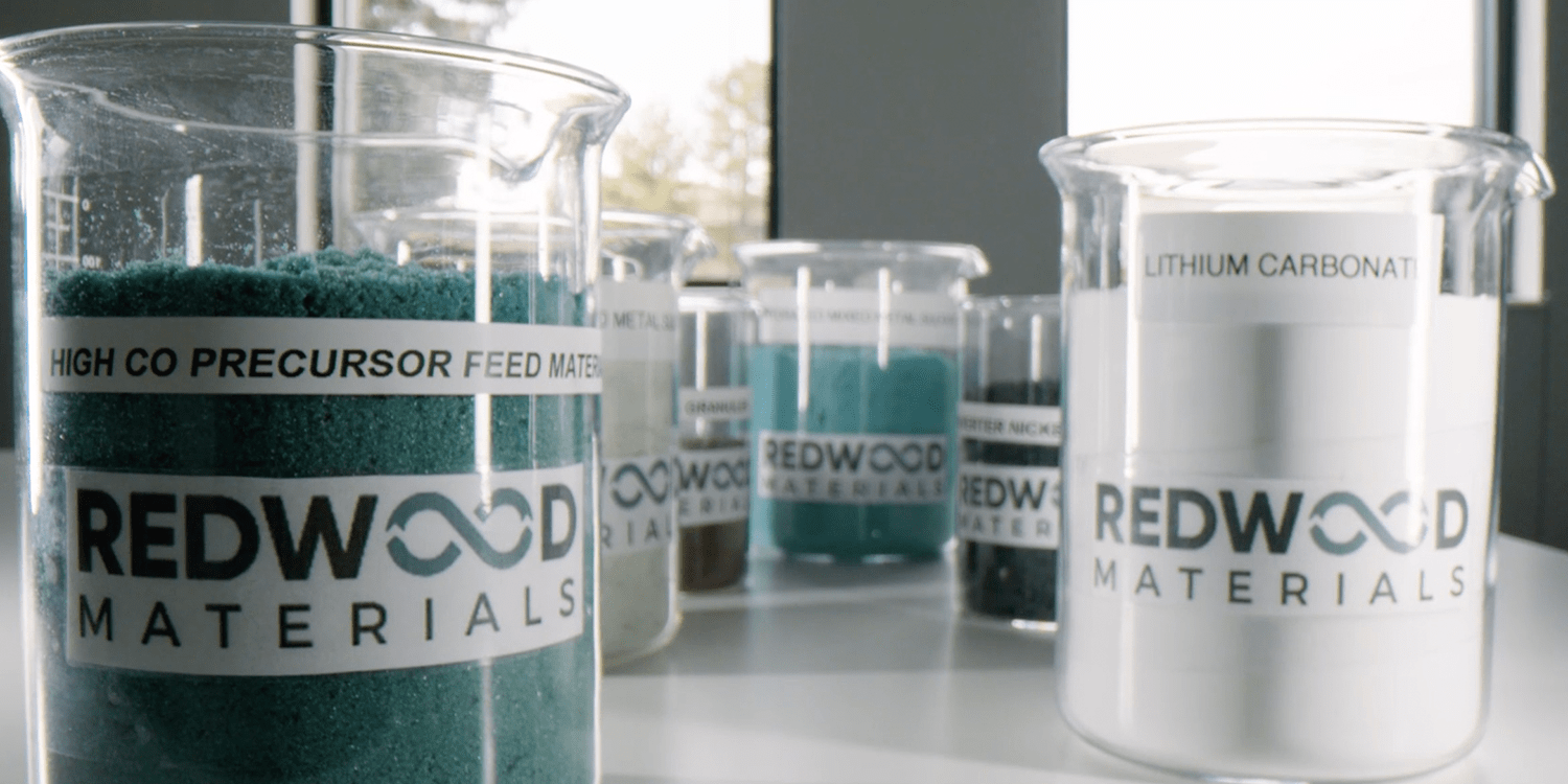 Ford & Redwood announce strategic recycling partnership - electrive.com